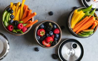 Get Sneaky with Fruit and Veggies