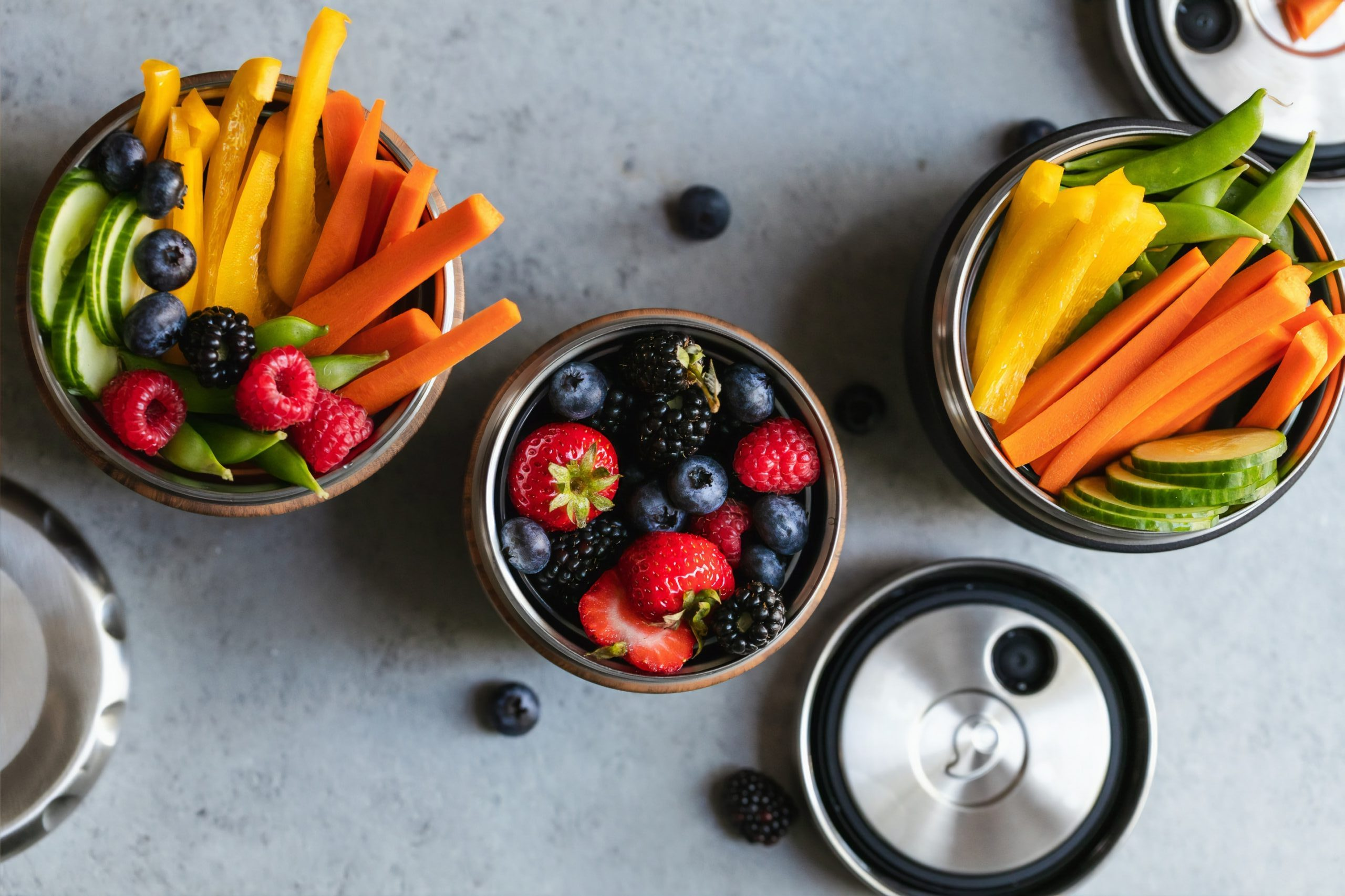Blog Get Sneaky with Fruit and Veggies